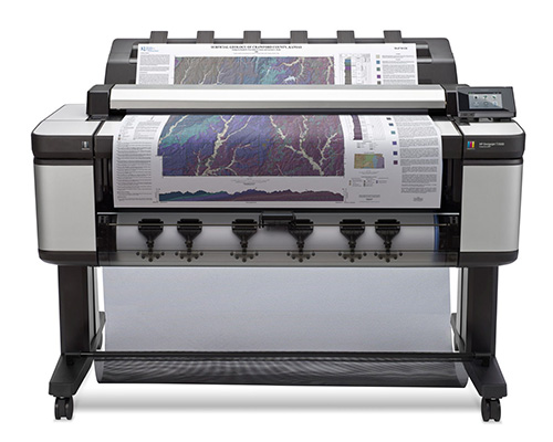 Plotter HP Designjet T3500